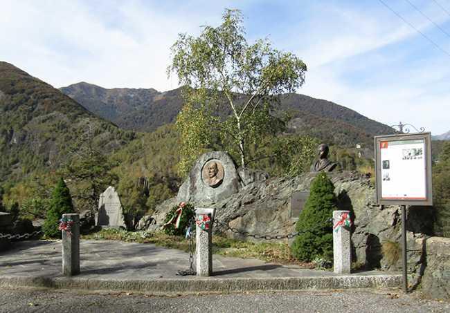 Monumento Sasso di Finero