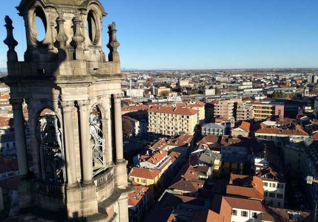 Novara vista