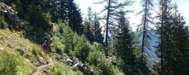 Sentieri Ossolani