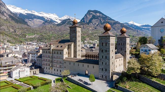 briga castello stolkalper montagne