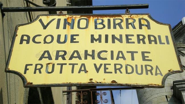 cartello alimentari paese