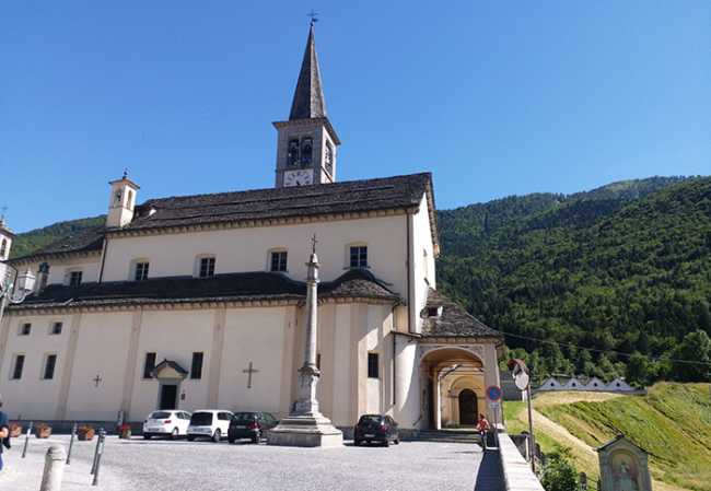 chiesa parrochiale malesco