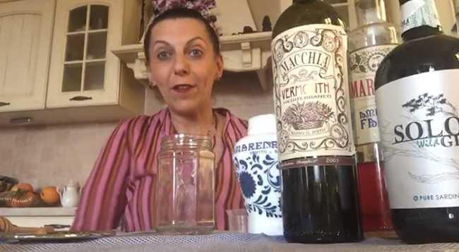 cinzia ferro extremadura vermouth pasqua
