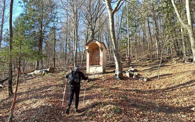 fabbri salita cappella autunno