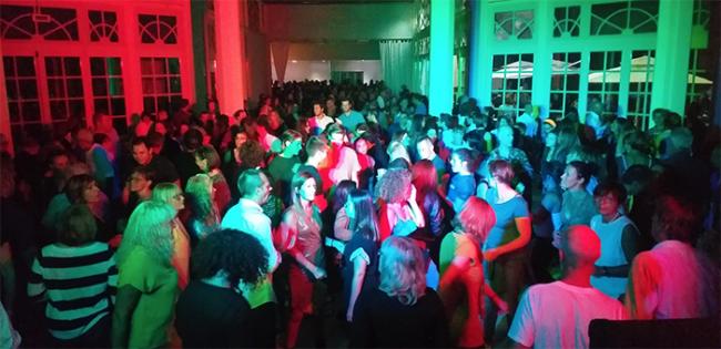 festa 80 rubino disco ballo