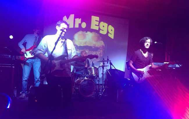 mr egg band concerto