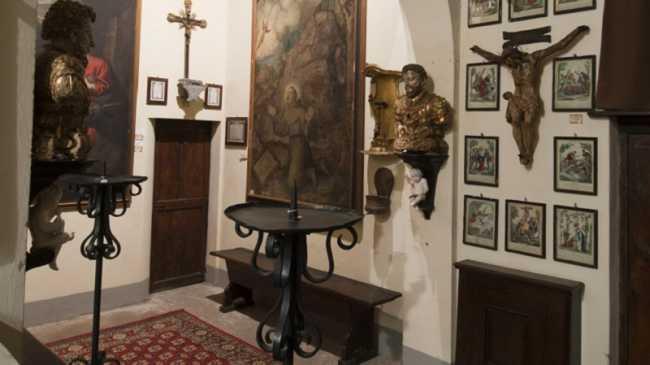 museo arte religiosa oleggio