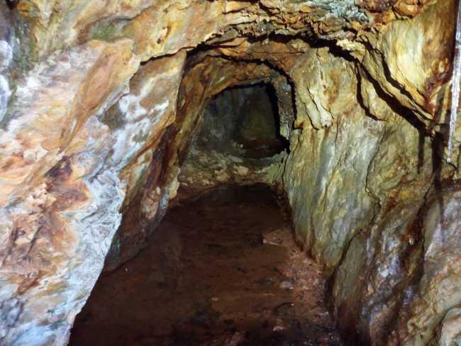 nuova miniera scoperta