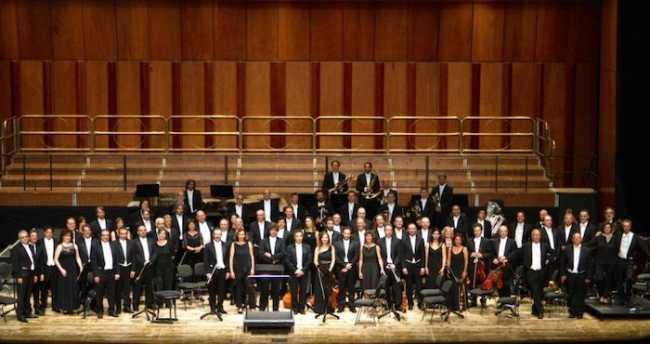 orchestra del teatro carlo felice genova