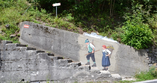 partenza sentiero alpe anzasca lu 19 murales