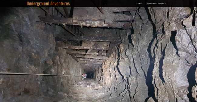 sito underground adventures