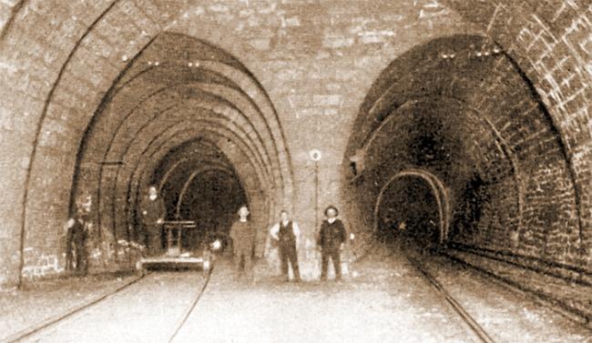 tunnel sempione antica uomini